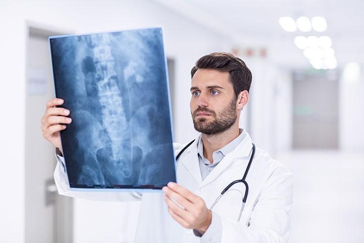 Radiolog praca